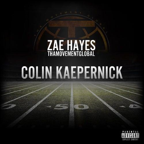 Colin Kaepernick von Zae Hayes