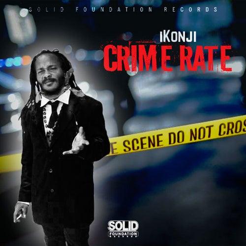 Crime Rate by Ikonji
