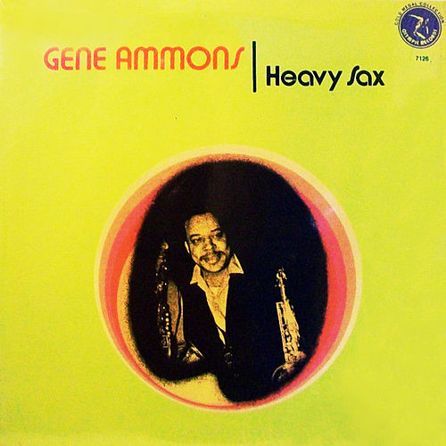 Heavy Sax by Gene Ammons