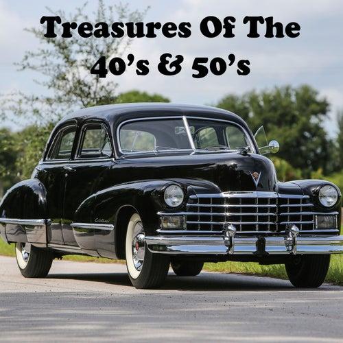Treasures of the 40's & 50's de Various Artists