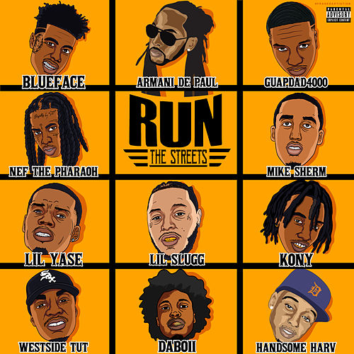 Run the Streets 4 de Various Artists
