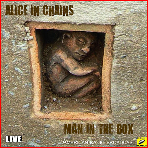Man in the Box (Live) by Alice in Chains