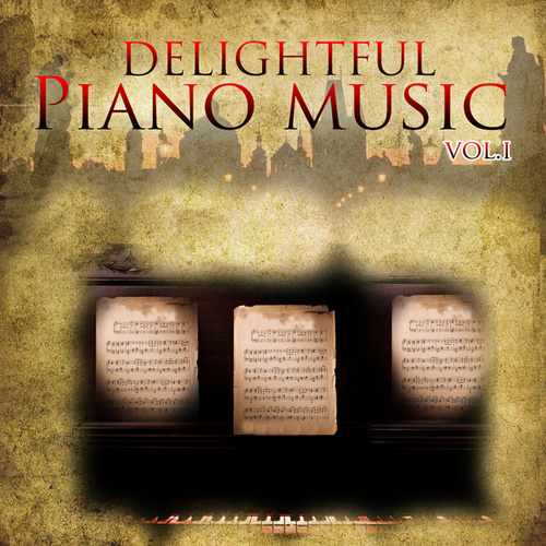 Delightful Piano Music, Vol. .1 by Östergötlands Sinfonietta