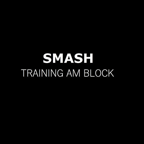Training am Block von Smash