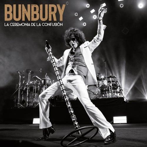 La ceremonia de la confusión (California Live!!!) de Bunbury