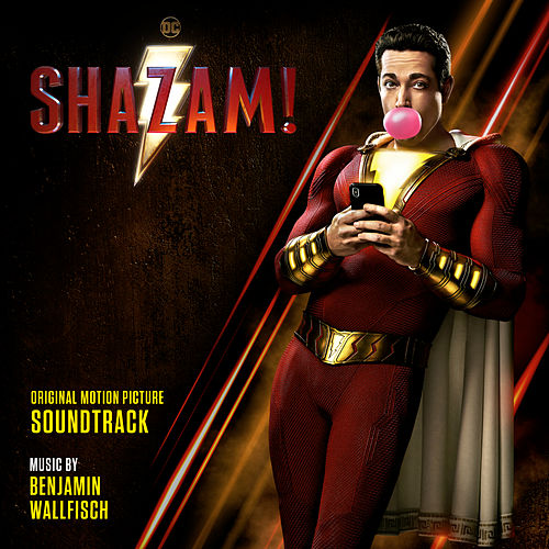 Shazam! (Original Motion Picture Soundtrack) by Benjamin Wallfisch