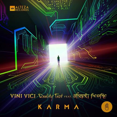 Karma (feat. Shanti People) by Vini Vici