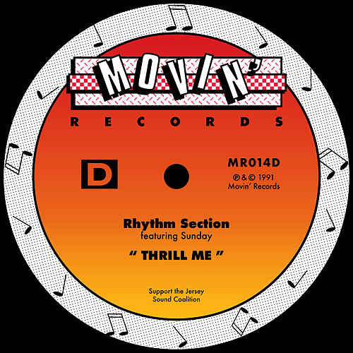 Thrill Me (feat. Sunday) de The Rhythm Section