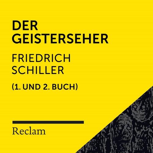 Schiller: Der Geisterseher (1. und 2. Buch) [Reclam Hörbuch] von Reclam Hörbücher