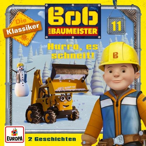 11/Hurra, es schneit! (Die Klassiker) von Bob der Baumeister