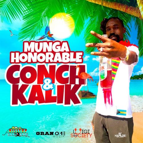 Conch & Kalik de Munga