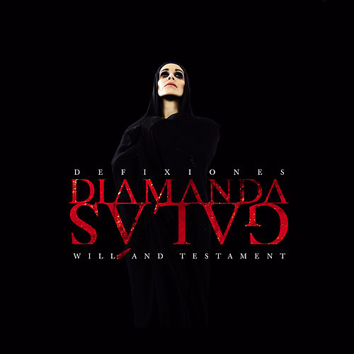 Defixiones - Will And Testament von Diamanda Galas