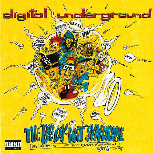 The Body-Hat Syndrome von Digital Underground
