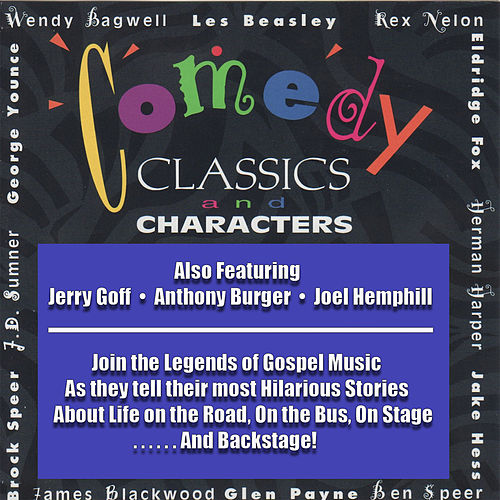 Comedy, Classics and Characters by Various Artists