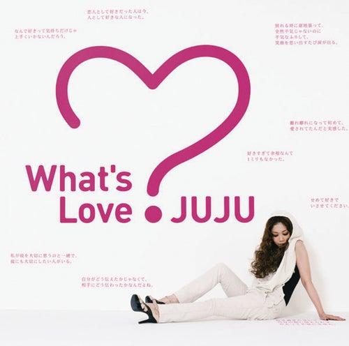 What's Love? de JUJU