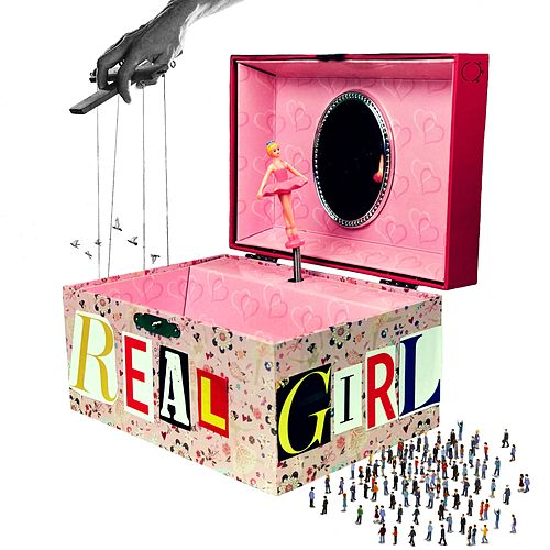 Real Girl by Nikki's Wives