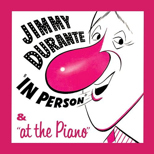 In Person & At the Piano de Jimmy Durante