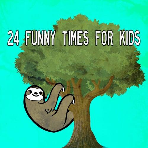24 Funny Times for Kids de Canciones Infantiles