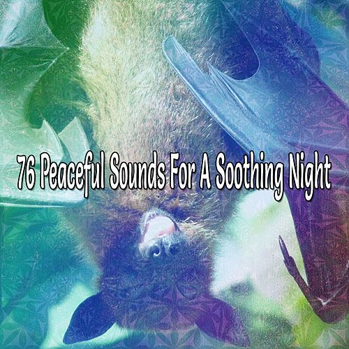 76 Peaceful Sounds for a Soothing Night von Rockabye Lullaby