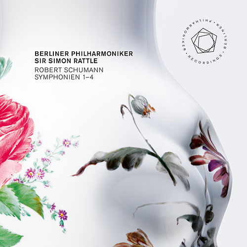 Robert Schumann: Symphonien 1 - 4 by Berliner Philharmoniker