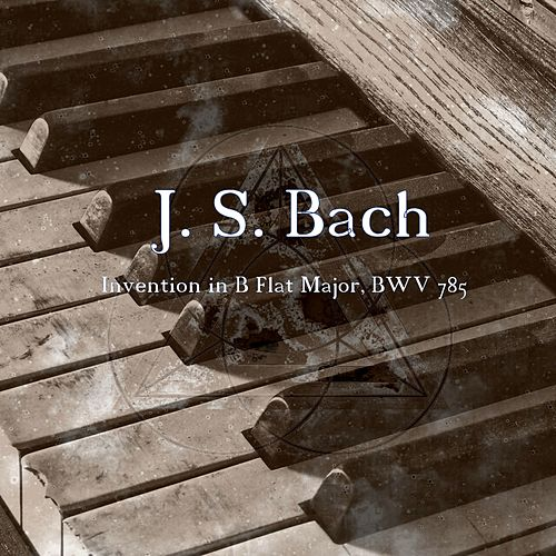 Invention in B-Flat Major, BWV 785 de Richard Settlement