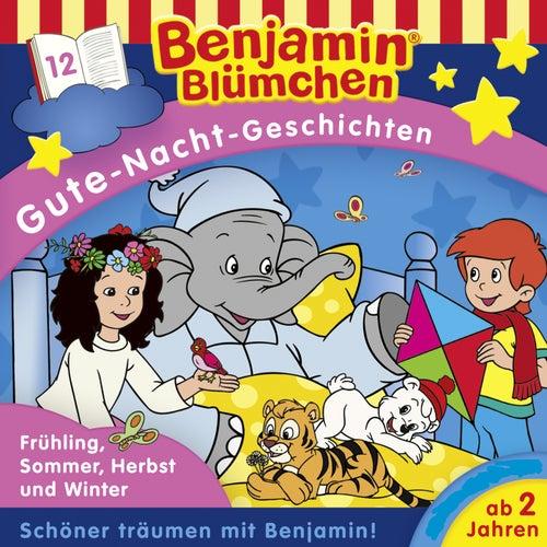 Gute-Nacht-Geschichten - Folge 12: Frühling, Sommer, Herbst und Winter von Benjamin Blümchen