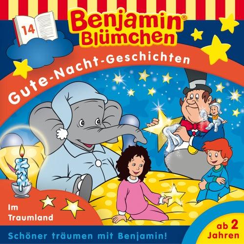 Gute-Nacht-Geschichten - Folge 14: Im Traumland von Benjamin Blümchen