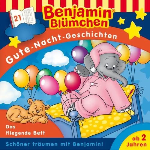 Gute-Nacht-Geschichten - Folge 21: Das fliegende Bett von Benjamin Blümchen