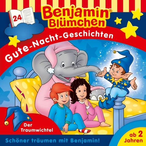 Gute-Nacht-Geschichten - Folge 24: Der Traumwichtel von Benjamin Blümchen