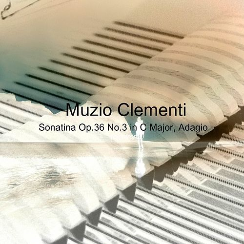 Sonatina, Op. 36 No.3 in C Major, Adagio de Richard Settlement