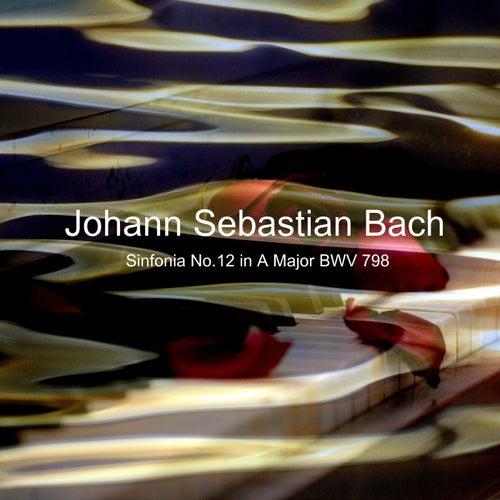 Sinfonia No.12 in A Major BWV 798 de DigiClassic