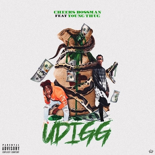 UDIGG (feat. Young Thug) by Cheeks Bossman