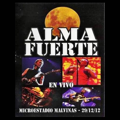 En vivo microestadio Malvinas 29/12/12 de Almafuerte