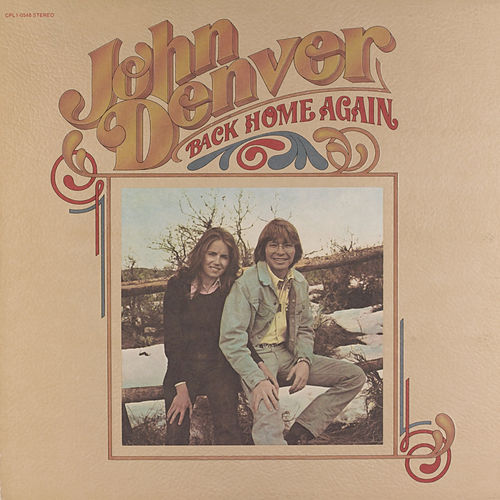 Back Home Again von John Denver