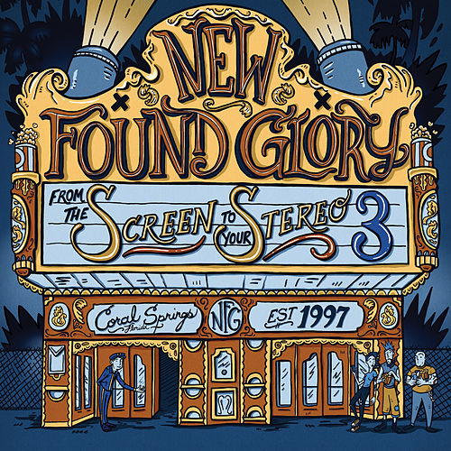 Eye of the Tiger by New Found Glory