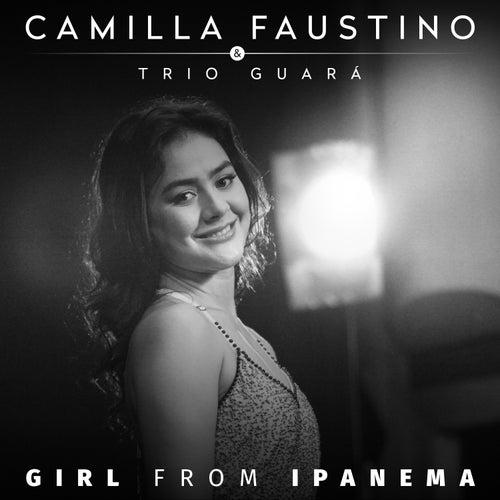 Girl from Ipanema by Camilla Faustino