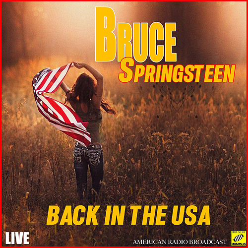 Back In The USA (Live) de Bruce Springsteen