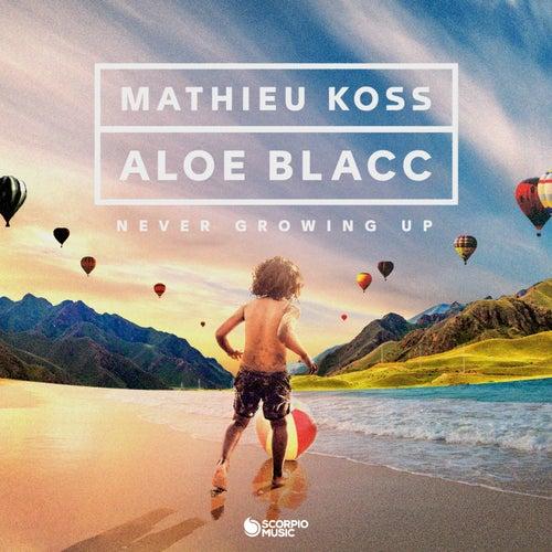 Never Growing Up de Mathieu Koss