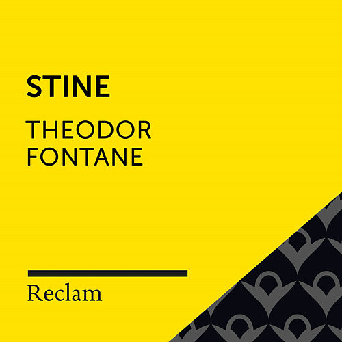 Fontane: Stine (Reclam Hörbuch) von Reclam Hörbücher