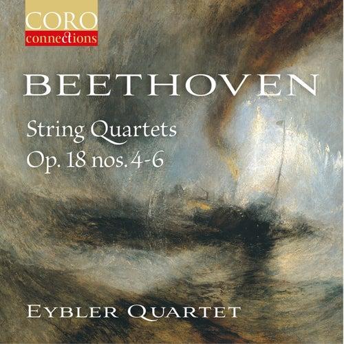 Beethoven String Quartets Op. 18, Nos. 4-6 de Eybler Quartet