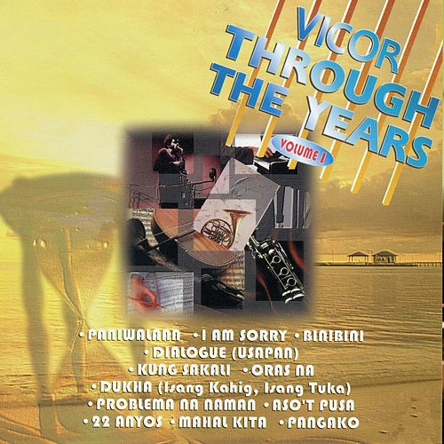 Vicor Through The Years, Vol. 1 de Various Artists