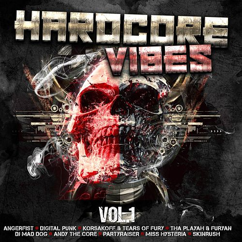 Hardcore Vibes, Vol. 1 de Various Artists
