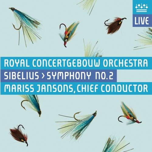 Sibelius: Symphony No. 2 (Live) de Royal Concertgebouw Orchestra