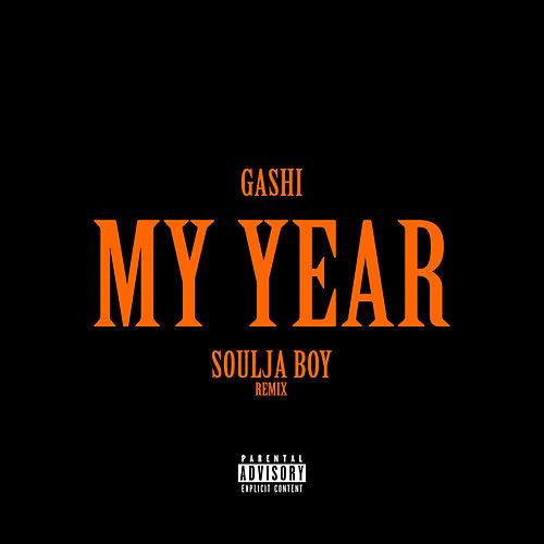My Year REMIX de GASHI