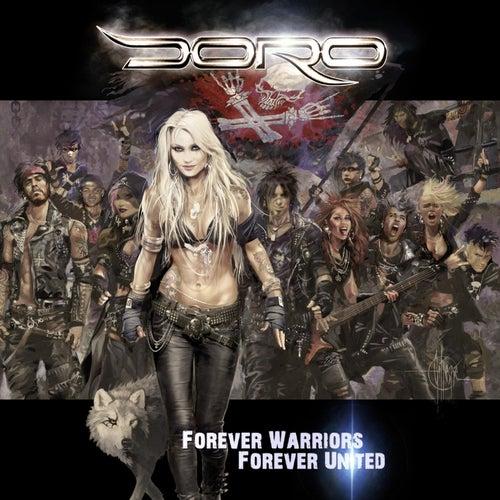 Forever Warriors / / Forever United de Doro