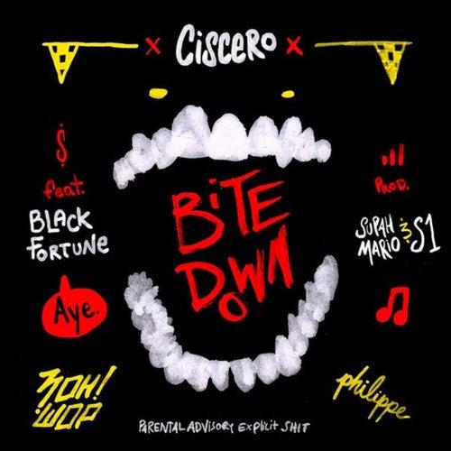Bite Down (feat. Black Fortune) de Ciscero