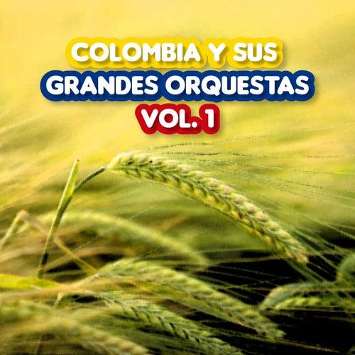 Colombia y Sus Grandes Orquestas, Vol. 1 de Various Artists