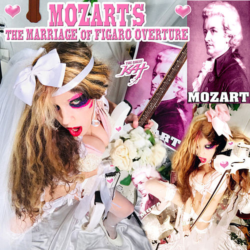 Mozart's the Marriage of Figaro Overture by The Great Kat