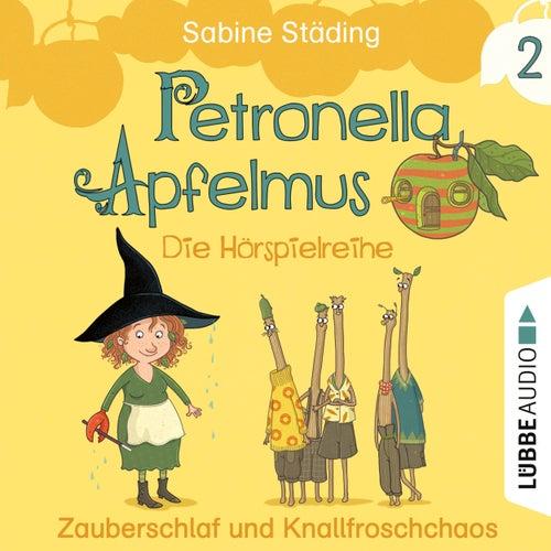 Die Hörspielreihe, Teil 2: Zauberschlaf und Knallfroschchaos von Petronella Apfelmus