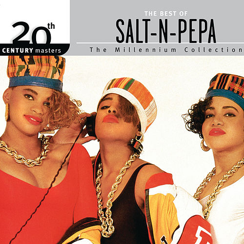 The Best Of Salt-N-Pepa: 20th Century Masters - The Millennium Collection de Salt-n-Pepa
